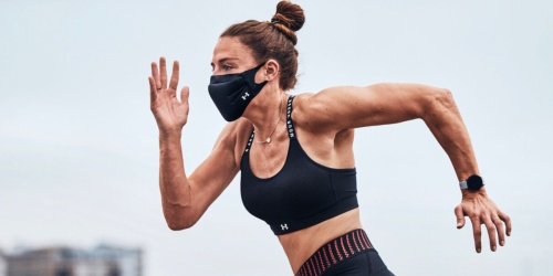 Under Armour Just Launched SportsMasks Specifically Designed for Runners | Pre-Order Now