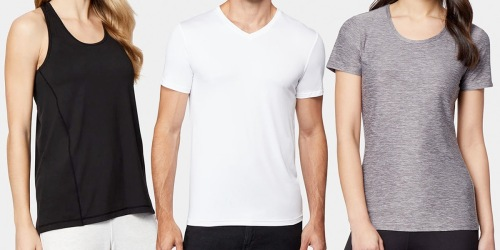 $120 Worth of 32 Degrees Men's & Women's Tees & Tanks Only $29.94 Shipped