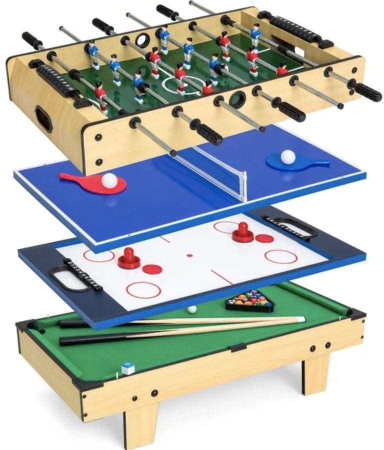 4in1 game table