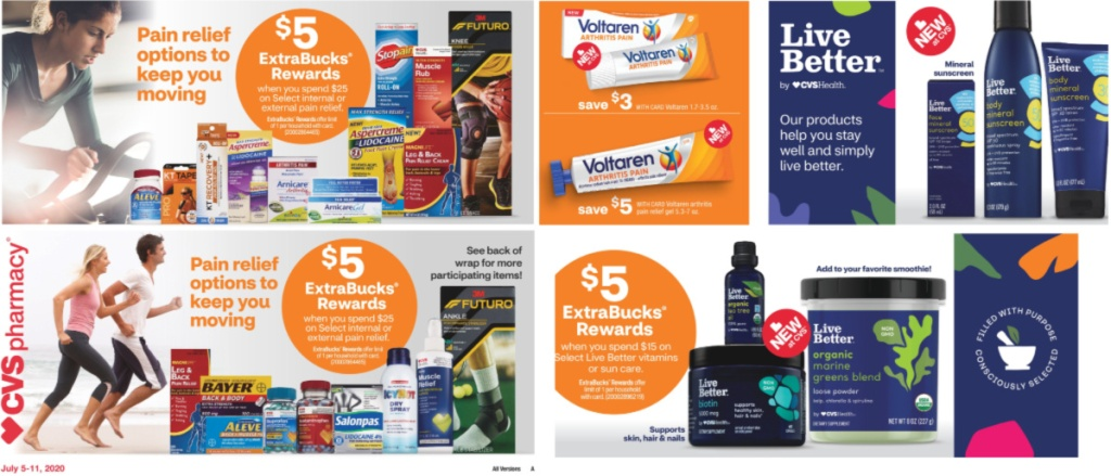 7-5-2020 CVS Ad Scan Pages 9 and 10