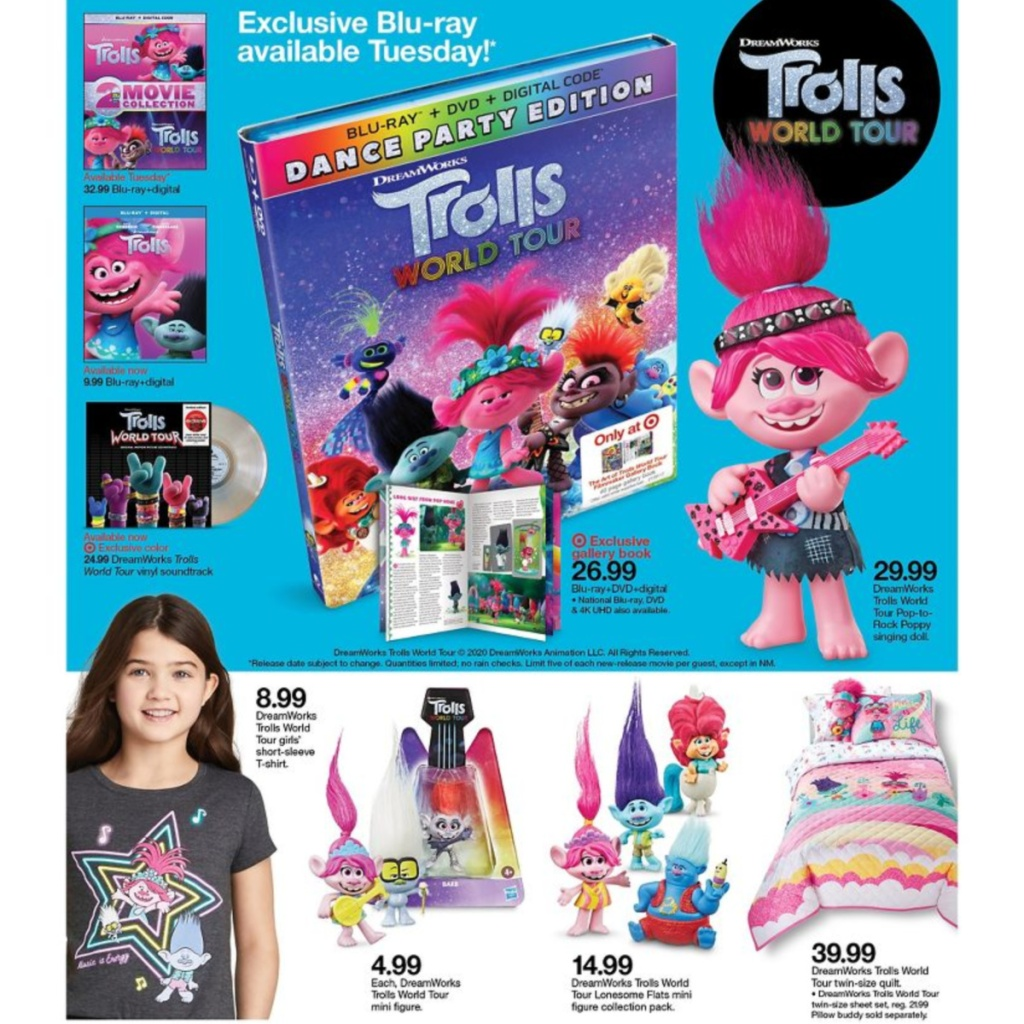 7-5 to 7-11 Target Weekly ad scan page 10