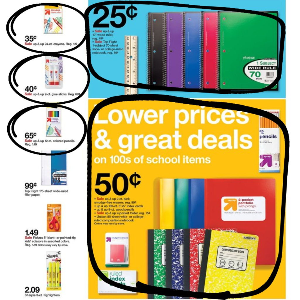 7-5 to 7-11 Target Weekly ad scan page 15