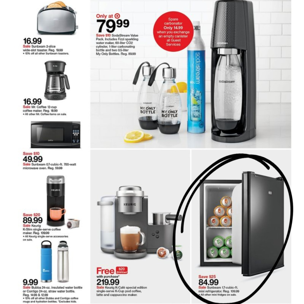7-5 to 7-11 Target Weekly ad scan page 19