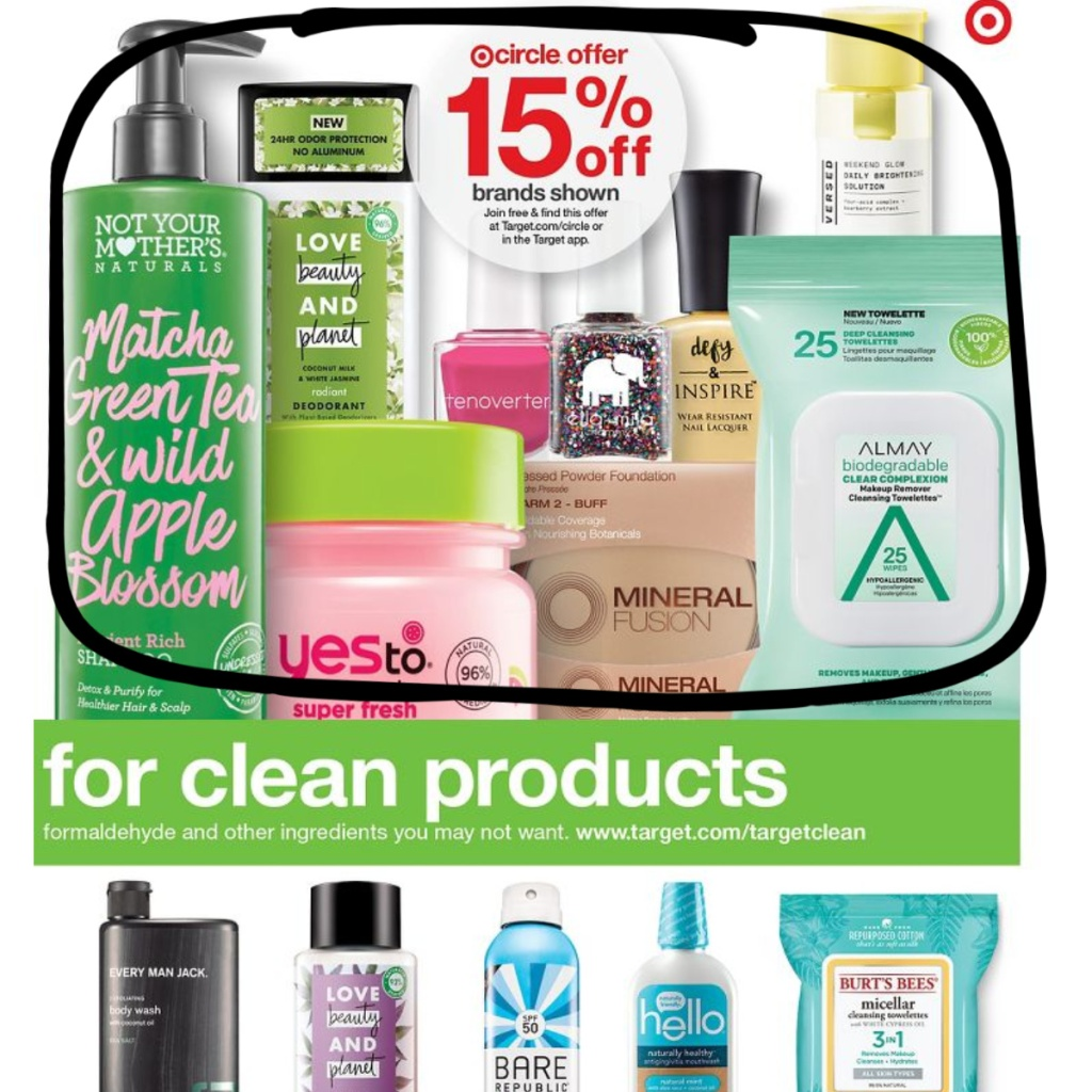 7-5 to 7-11 Target Weekly ad scan page 5