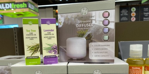Huntington Home Diffusers Only $9.99 at ALDI