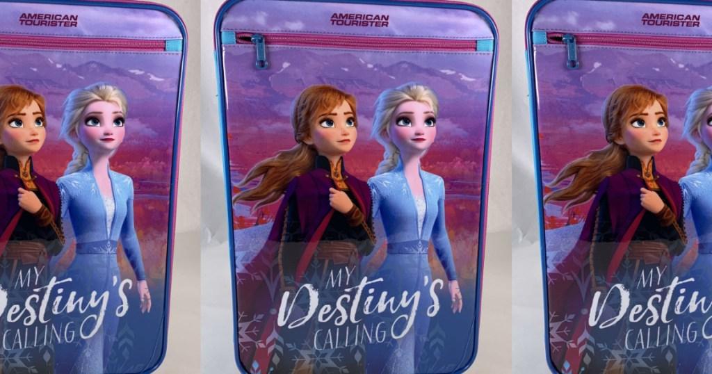Disney Frozen kids suitcase