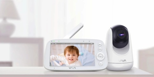 Video Baby Monitor w/ Camera & Audio Only $136 Shipped | Seriously Awesome Reviews