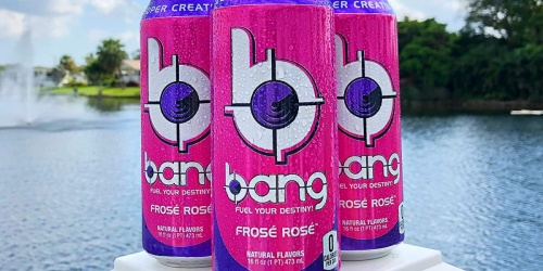 Buy One, Get One 50% Off BANG Energy Drinks 12-Count Cases | Just $1.62 Per Can