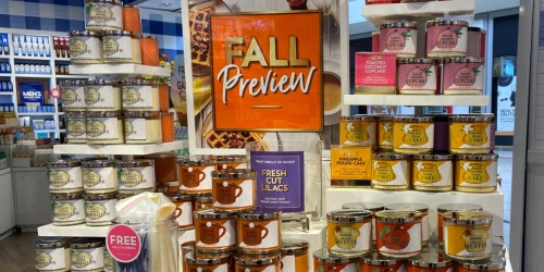 Bath & Body Works Fall Collection is Here