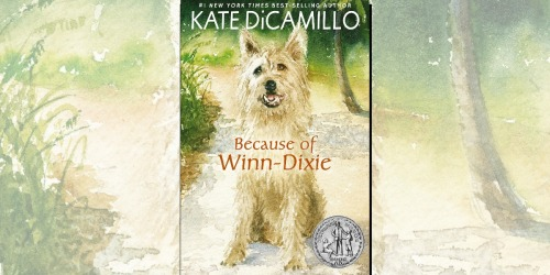 Because of Winn-Dixie Book Only $3.42 on Amazon
