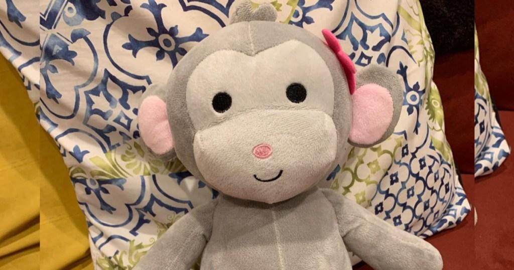 Bedtime Originals Cupcake Monkey Plush Toy