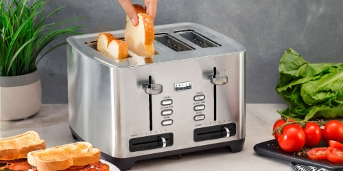 Bella 4-Slice Toaster Only $29.99 on BestBuy.com (Regularly $70)