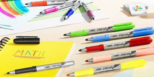 BIC Permanent Marker 56-Count Bundle Just $19.98 on Amazon (Regularly $40)