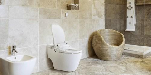 BioBidet Bidet Toilet Seats from $69.99 on Woot.com (Regularly $129+)