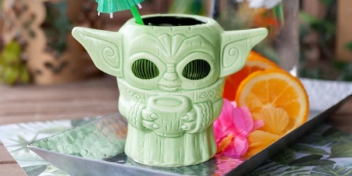 Baby Yoda Mini Tiki Mugs 3-Piece Set Only $39.60 Shipped
