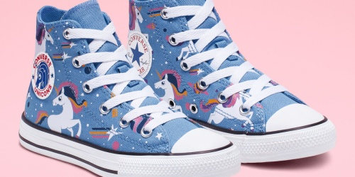 Up to 50% Off Converse for the Family + FREE Shipping | Includes New Styles