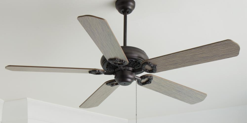 Up to 85% Off Ceiling Fans & Lighting + Free Shipping on HomeDepot.com | Today Only