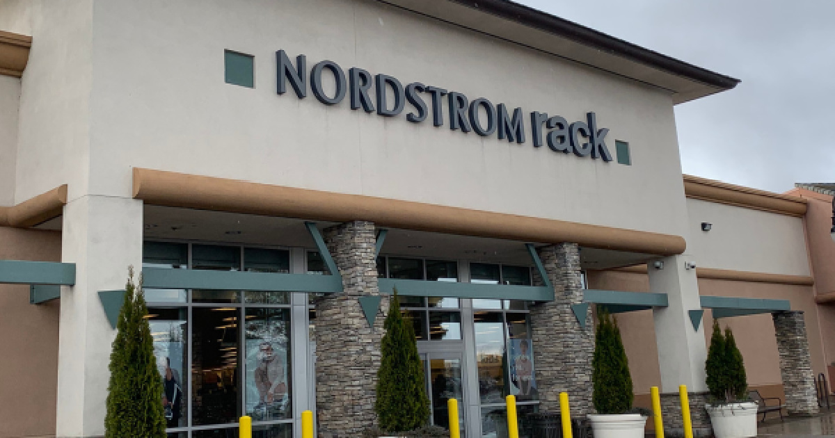nordstrom rack storefront
