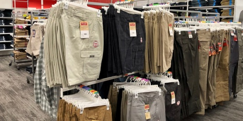 Men's Shorts from $9 at Target | In-Store & Online