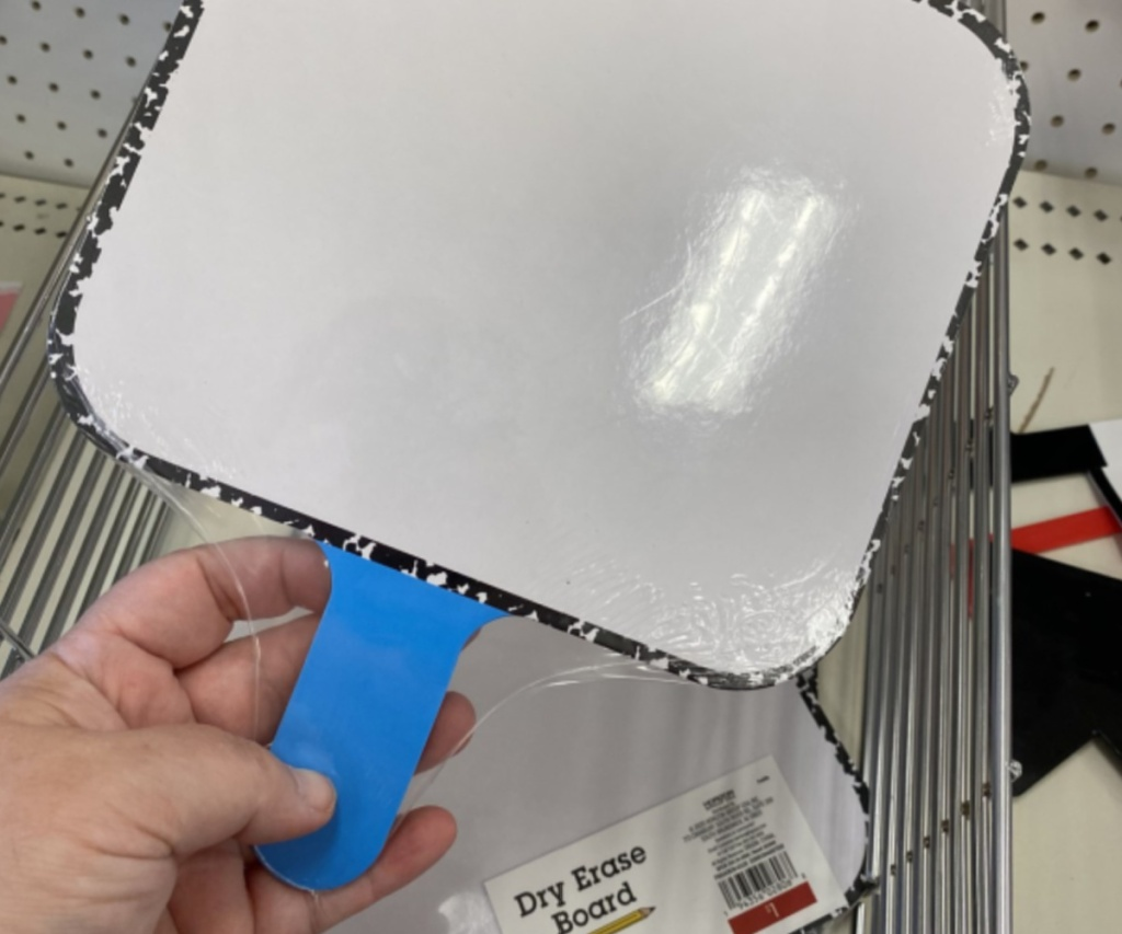 dry erase board with handle at target