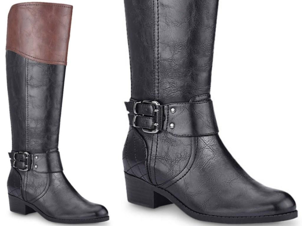 unisa tenvo wide calf boot