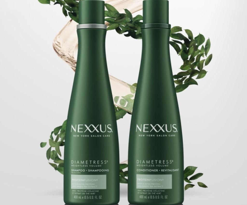 nexxus diametress shampoo
