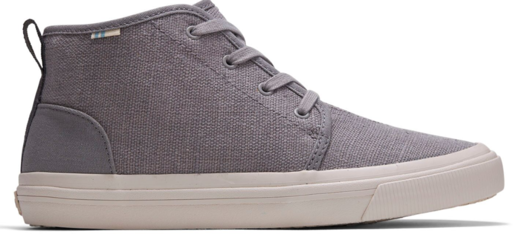 TOMS youth heritage canvas