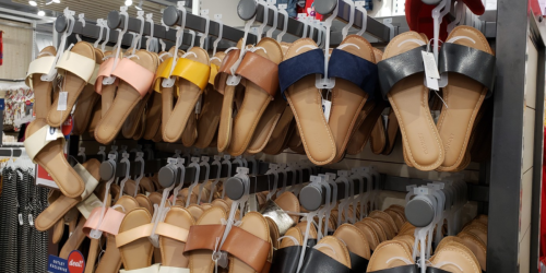 Old Navy Women's Sandals Only $10 (Regularly up to $35) | Today ONLY