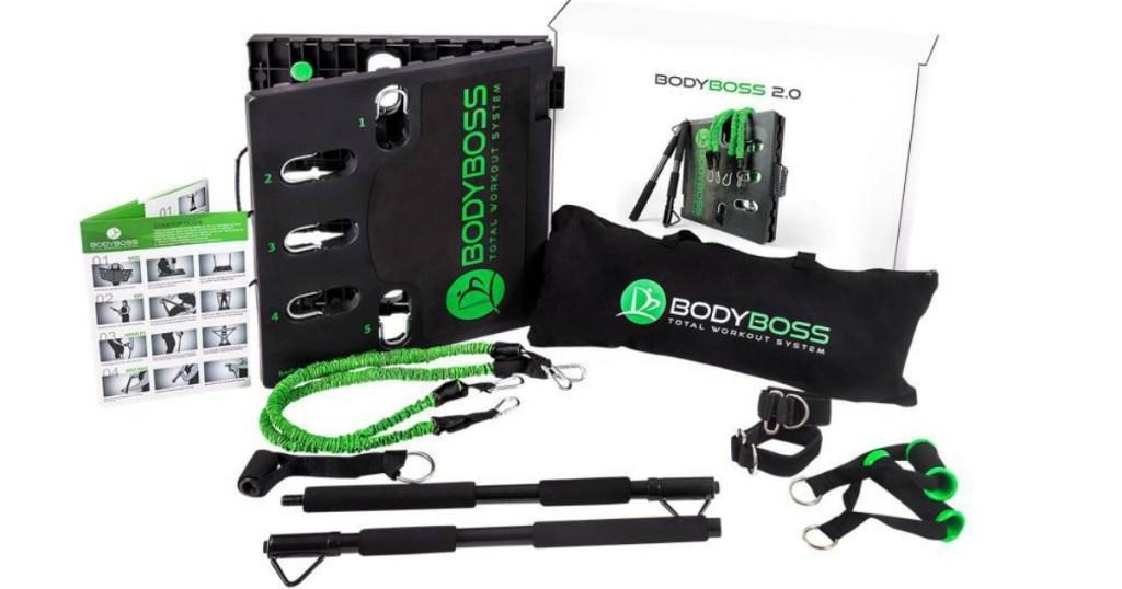 Body Boss 2.0 equipment