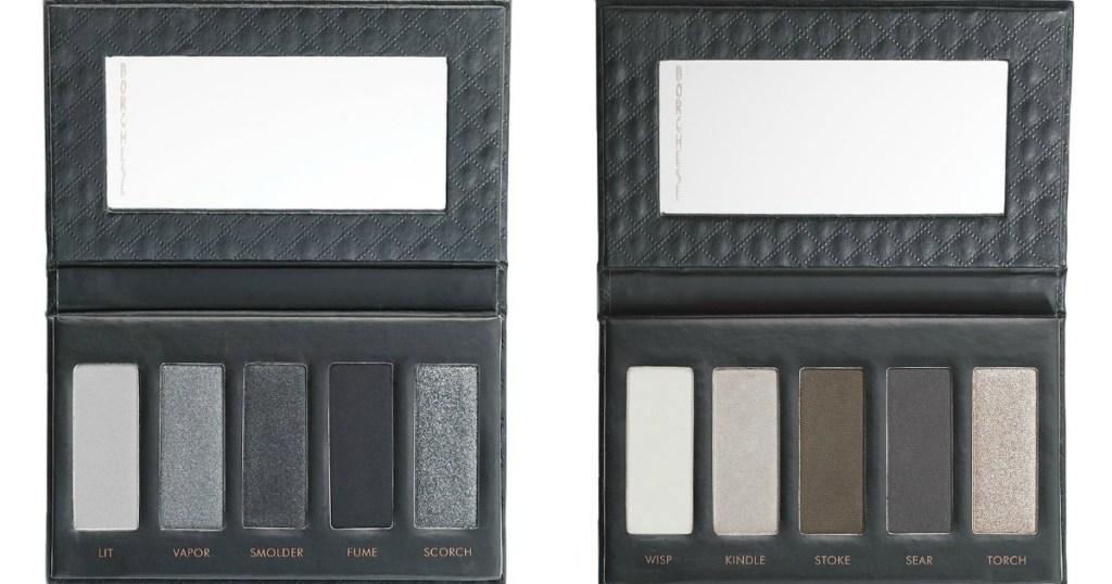 two Borghese eyeshadow Palettes