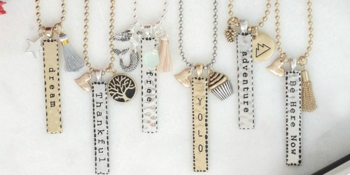 3 Jewelry Items Only $6 Shipped (Just $2 Each)