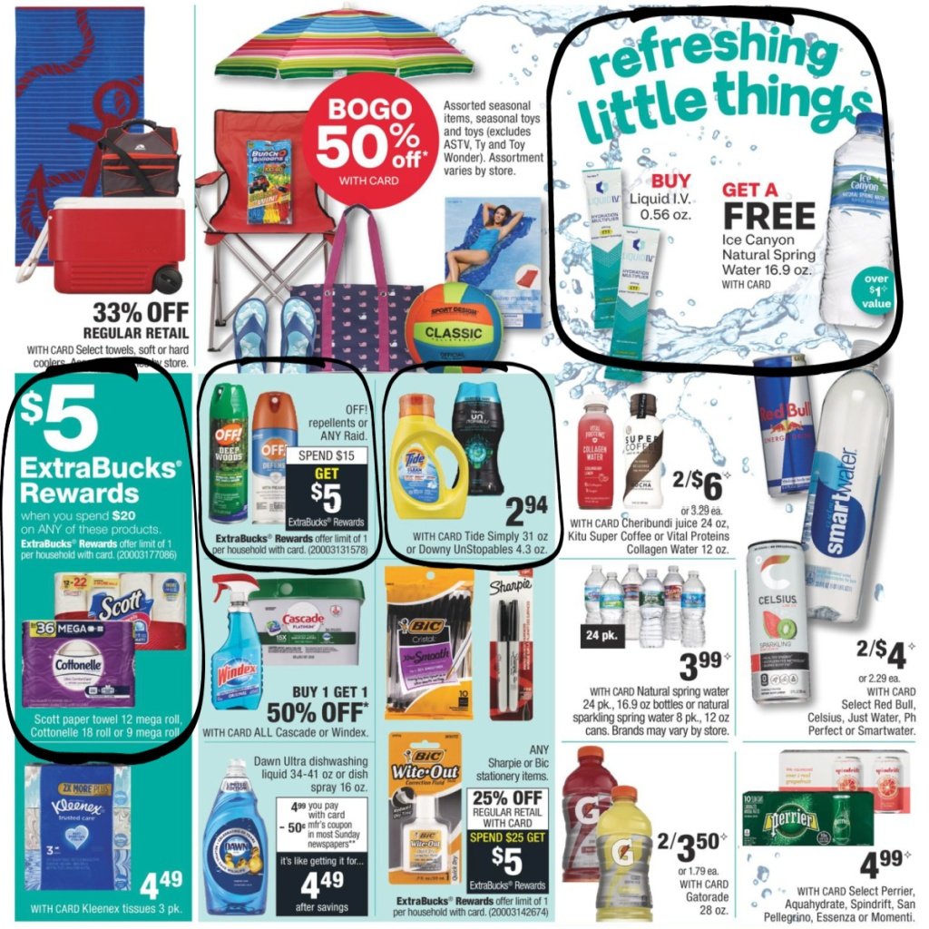 CVS Weekly Ad Scan 7/26-8/1 Page 3