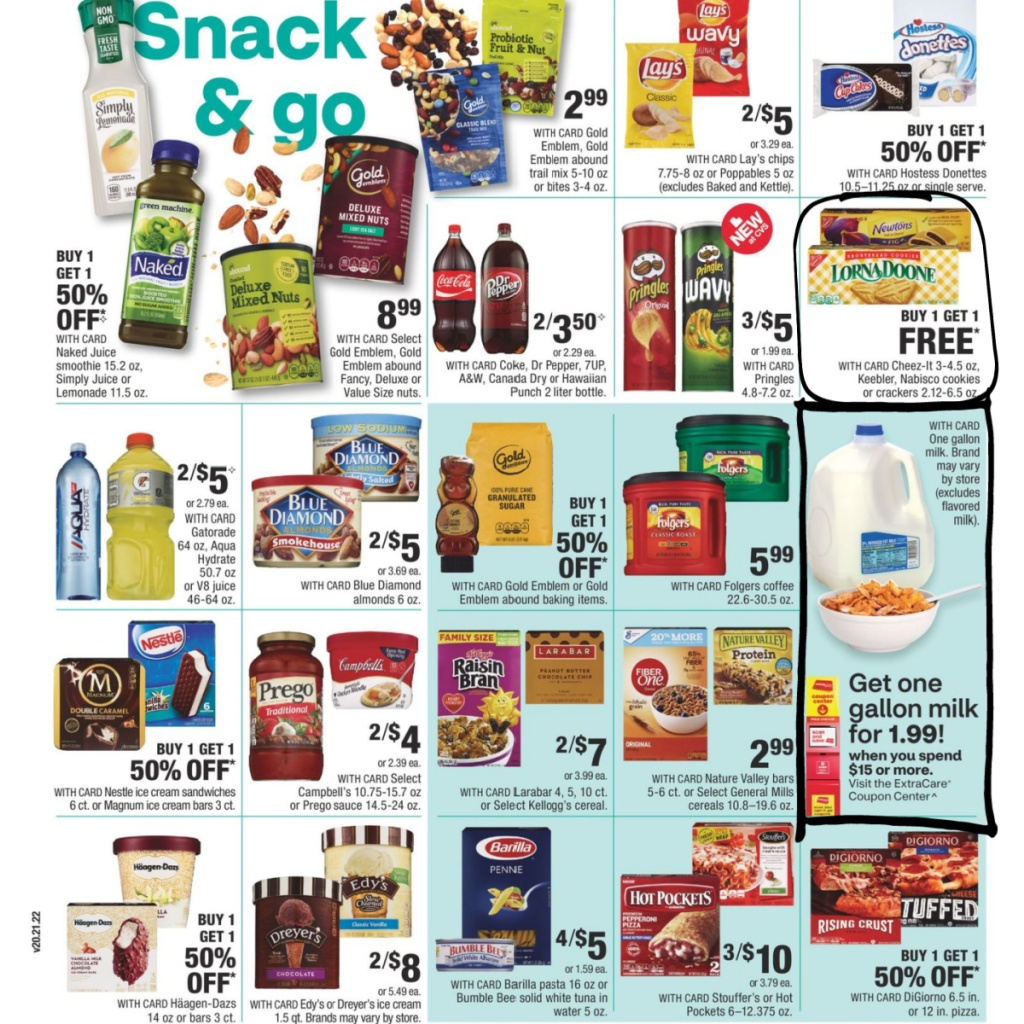 CVS Weekly Ad Scan 7/26-8/1 Page 4