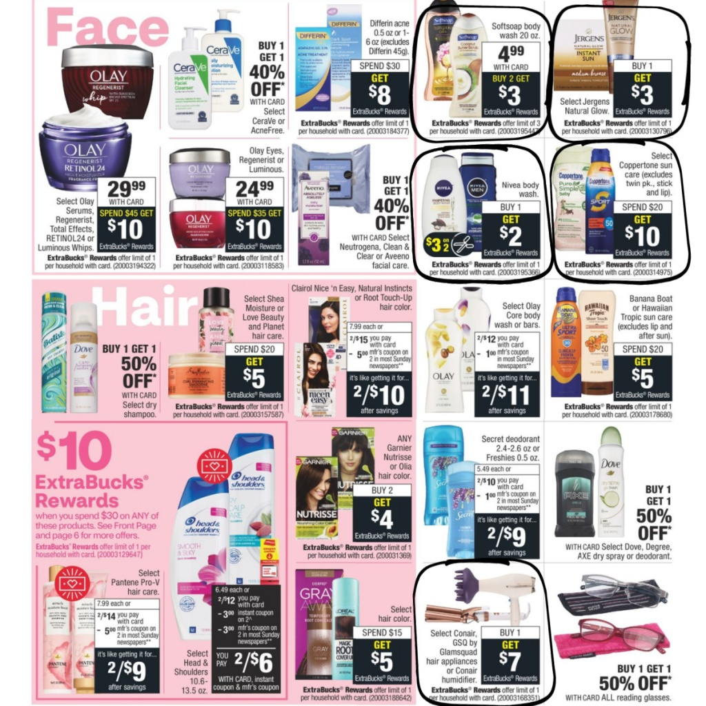 CVS Weekly Ad Scan 7/26-8/1 Page 6