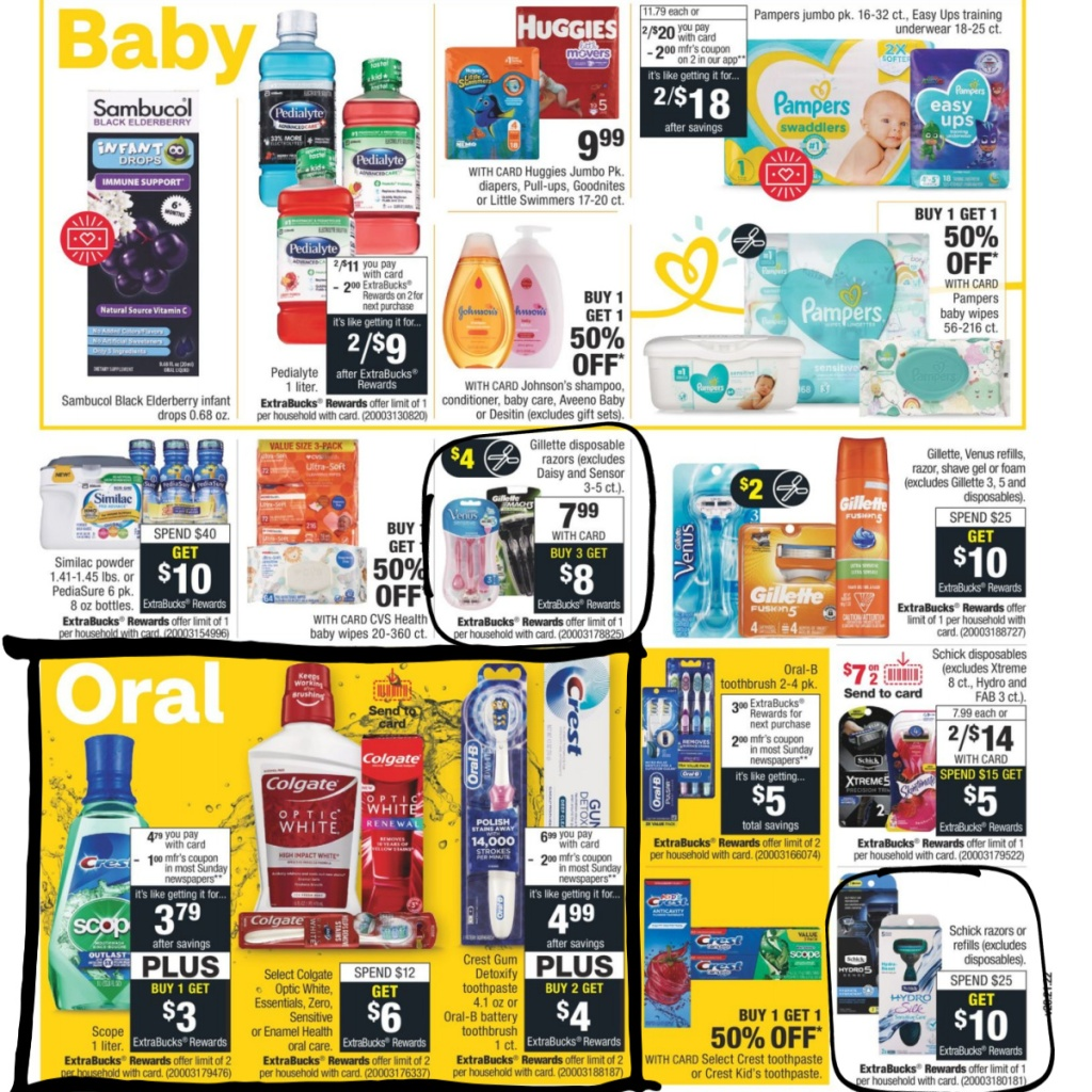 CVS Weekly Ad Scan 7/26-8/1 Page 7