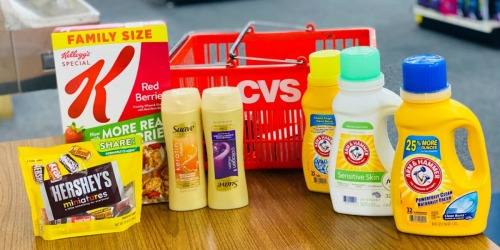 Best CVS Weekly Ad Deals 8/2-8/8 | $2 Arm & Hammer Detergent, Cheap Cereal & More