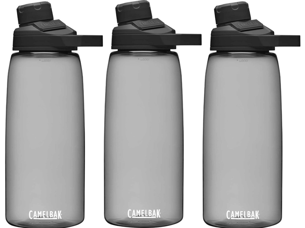 CamelBak Chute Mag Water 32oz Bottle in Charcoal
