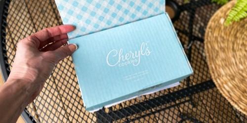 Cheryl's Cookies Birthday Sampler + FREE $10 Reward Only $9.99