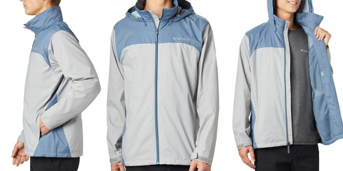 Columbia Men's Rain JacketOnly $23.99 (Regularly $60) + Free Shipping