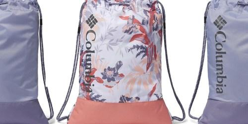 50% Off Columbia Backpacks & Duffels + Free Shipping