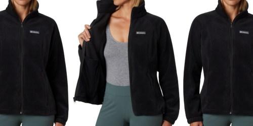 Columbia Women's Fleece Jacket Only $17.93 on Macys.com (Regularly $60)