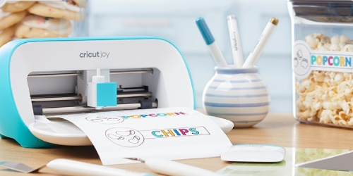 Cricut Joy + Materials Bundle Only $164.95 Shipped (Regularly $215) | Gift Idea for Mom!