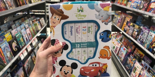 Disney Baby My First Library Board Book Set Only $8.76 on Amazon (Regularly $16)