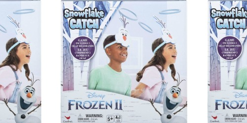 Disney Frozen Olaf Snowflake Catch Game Only $4.88 on Walmart.com