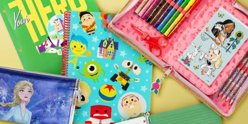 Back to School Supplies from $9.95 on shopDisney.com