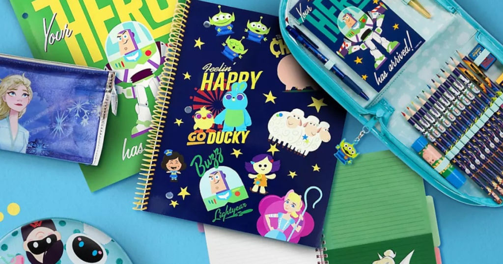 Disney Stationary Sets featuring Toy Story 3