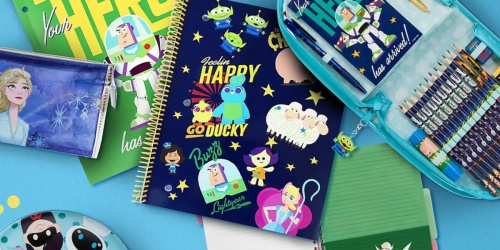 Up to 40% Off Disney School Supplies + FREE Shipping