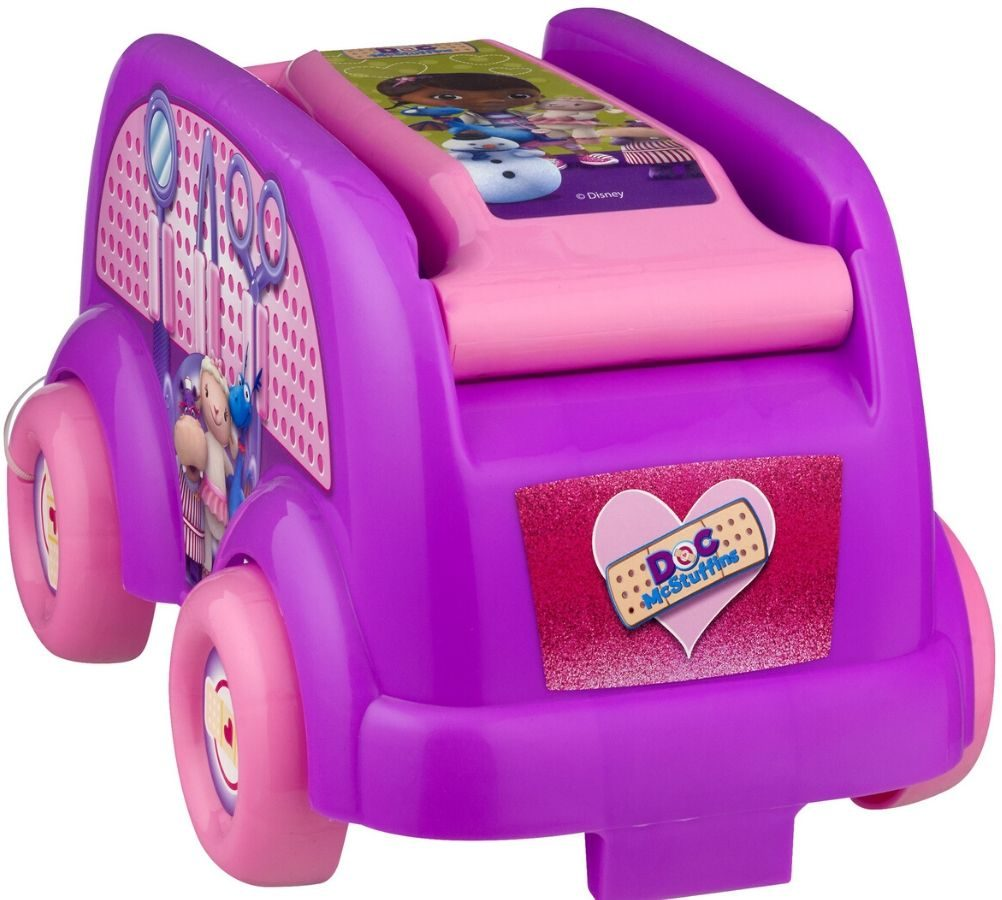 mini plastic wagon