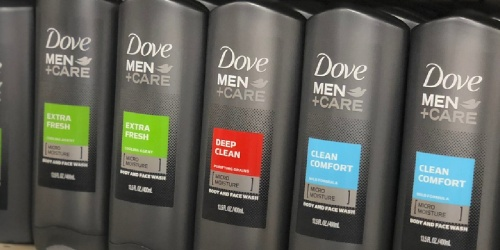 Dove Men+Care Body Washes Only $2.59 Each Shipped on Amazon (Regularly $6)