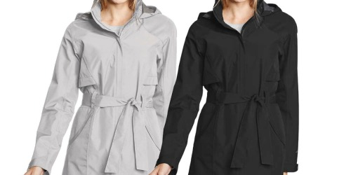 Eddie Bauer Women's Waterproof Trench Coat Just $19.97 Shipped on Costco.com